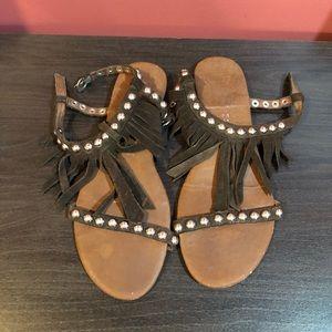 Jeffery Campbell Fridge Sandals